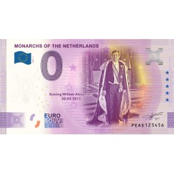 NL - Monarchs of the Netherlands - Koning Willem-Alexander - 2020