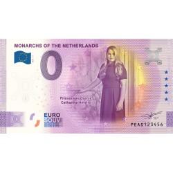 NL - Monarchs of the Netherlands - Prinses Van Oranje Catharina-Amalia - 2020