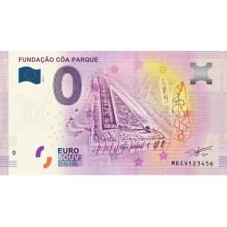 PT - Fundaçao coa Parque - 2020