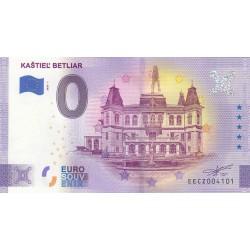 SK - Kastiel Betliar - 2020
