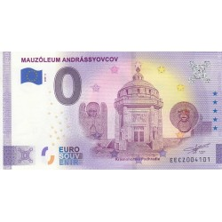 SK - Mauzoleum Andrassyovcov - 2020