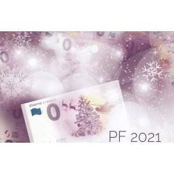 SK - CZ - Encart billet de Noël - 2020