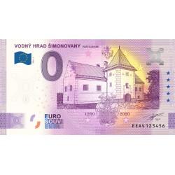 SK - Vodny Hrad Simonovany - Partizanske - 2020