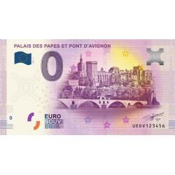 84 - Palais des Papes et Pont d'Avignon - 2017