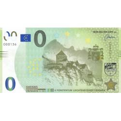 LI - O Fürstentum Liechtensteiner Franken