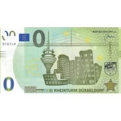 DE - Rheinturm Düsseldorf (version 2)
