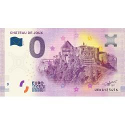 25 - Château de Joux - 2017
