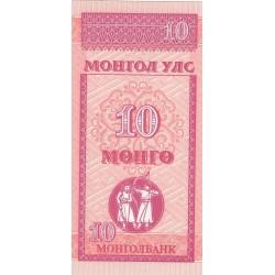 10 Mongo - Mongolie