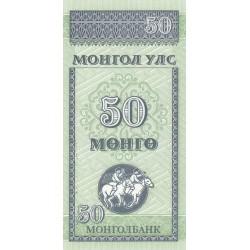 50 Mongo - Mongolie