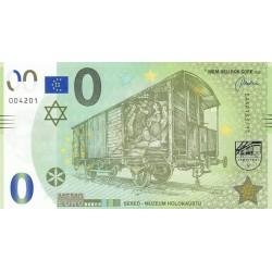 SK - Sered - Muzeum Holokaustu