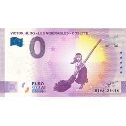 37 - Victor Hugo - Les misérables - Cosette - 2021