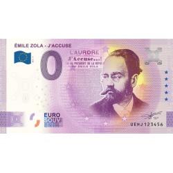 37 - Emile Zola - J'accuse (anniversary) - 2021