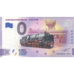 DE - Eisenbahnmuseum - Bochum - 2020