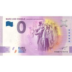 DE - Marx und Engels - 2021