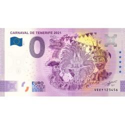 ES - Carnaval de Tenerife 2021 - 2021