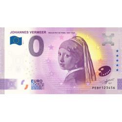 NL - Johannes Vermeer - Meisje met de parel 1665-1667 - 2021