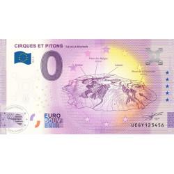 974 - Cirques et Pitons - île de la Réunion - 2021