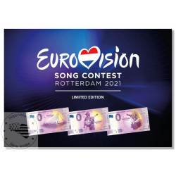NL - Eurovision Song Contest - Rotterdam - 2021