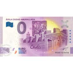 ES - Avila Ciudad Amurallada - 2021