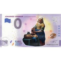 NL - Johannes Vermeer - Het Melkmeisje 1658-1661 - 2021