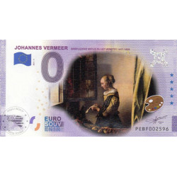 NL - Johannes Vermeer - Brieflezend Meisje Bij Het Venster 1657-1659 - 2021