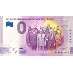 DE - Selbstbestimmungsrecht der Deutschen - 2021
