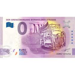 DE - Der Grenzubergang Bornholmer Strasse - 2021
