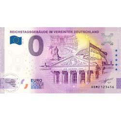 DE - Reichstagsgebaude im Vereinten Deutschland - 2021