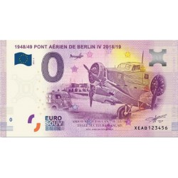 DE - 1918/49 - Pont aérien de Berlin IV - 2018/19 - 2018