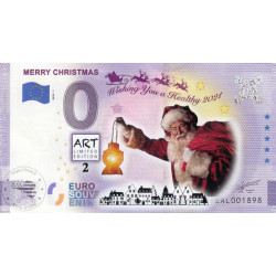 MT - Merry Christmas - Art limited edition 2 (PEINT) - 2020