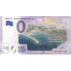 MT - Malta - Gozo Harbour - mgarr - 2019 (PEINT)
