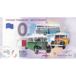 MT - Vintage Transport - Malta Buses - 2019