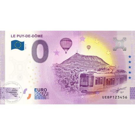 63 - Le Puy de Dôme - 2021