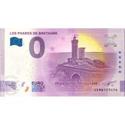 29 - Les phares de Bretagne - Phare du Petit Minou 1848 (numéros inférieurs à 100) - 2021