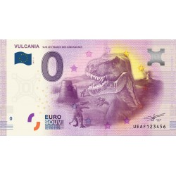63 - Vulcania - Sur la trace des dinosaures - 2017