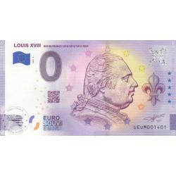 63 - Louis XVIII - roi de France 1814-1815/1815-1824 - 2021