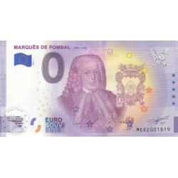 PT - Marquês de Pombal 1699-1782 - 2021