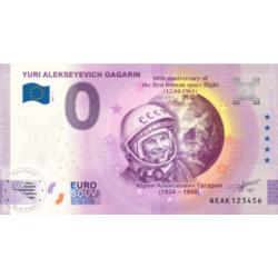 RU - Yuri Alekseyevich Gagarin - 2021