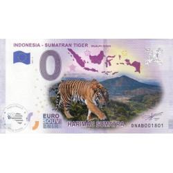ID - Indonesia - Sumatran Tiger - 2019