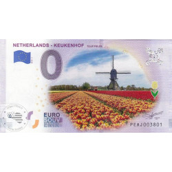 NL - Netherlands - Keukenhof- tulip fields - 2019