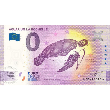 17 - Aquarium La Rochelle - 2021