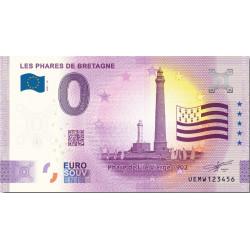 29 - Les phares de Bretagne - Phare de l'Île Vierge 1902 - 2021