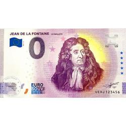 37 - Jean De La Fontaine - le fabuliste - 2021
