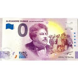 37 - Alexandre Dumas - les trois mousquetaires - 2021