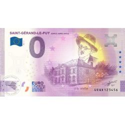 03 - Saint-Gérant-Le-Puy - Espace James Joyce - 2021