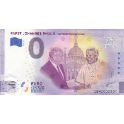 DE - Papst Johannes Paul II. - Empfangt Gorbatschow - 2021