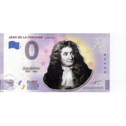 37 - Jean de la Fontaine - Le fabuliste- 2021(PEINT)