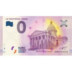 75 - Le Panthéon - Paris - 2017