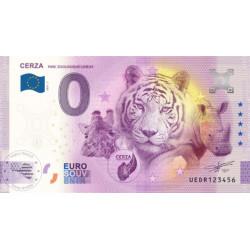 14 - Cerza - Parc zoologique Lisieux - 2021