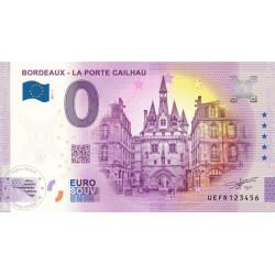 33 - Bordeaux - La porte Cailhau - 2021